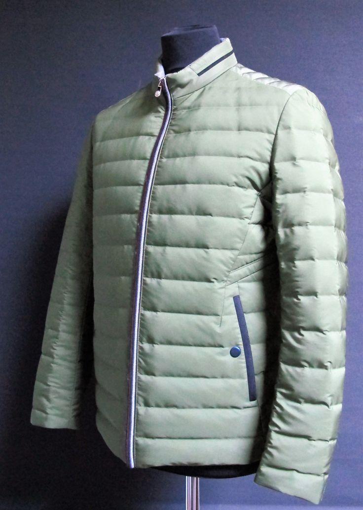 Ak europe | sporty trend | spring jacket men | man street style | down jacket | casual wear | seamless | italian style