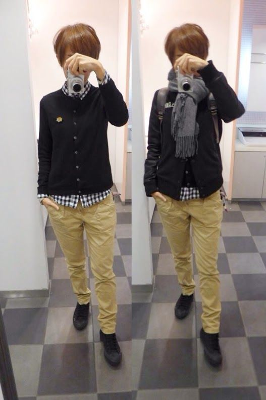 今日は仕事納め。  Outer/G-STAR Raw Tops/UNIQLO Shirt/GAP KIDS Bottoms/GAP Bags/Jan Sport Shose/CONVERSE  大掃除だからボーイズなスタイルに。
