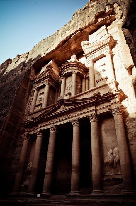 #petra #jordan #jordanie #indy #jones #explore #travel #outpost  http://www.outpost-shop.com