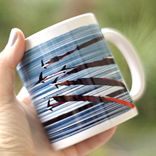 Orcas! Mug