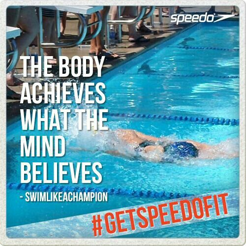 Inspirational Swimming Quotes. QuotesGram