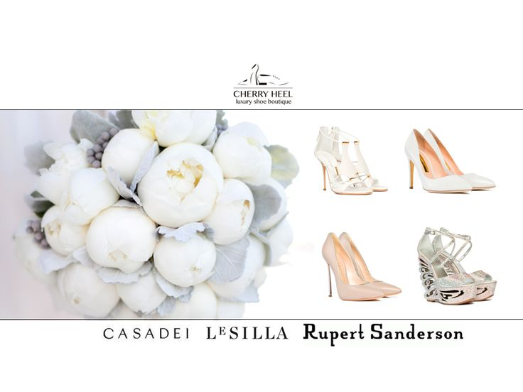 Walk your dream with the luxury #bridalshoes from #CherryHeel #Barcelona! Visit our boutique and discover the best selection of #shoes for your #specialday from the Italian brands #Casadei, #LeSilla, #RupertSanderson.  Or shop online at www.cherryheel.com.  We deliver worldwide!   #shoppingbarcelona #musthaves #justforyou #bestshop #wedding #bride #weddingshoes #bestshoes #fashion #madeinitaly #calzadoexclusivo #shoponline #compranline #sandalias #verano #boda #lujo