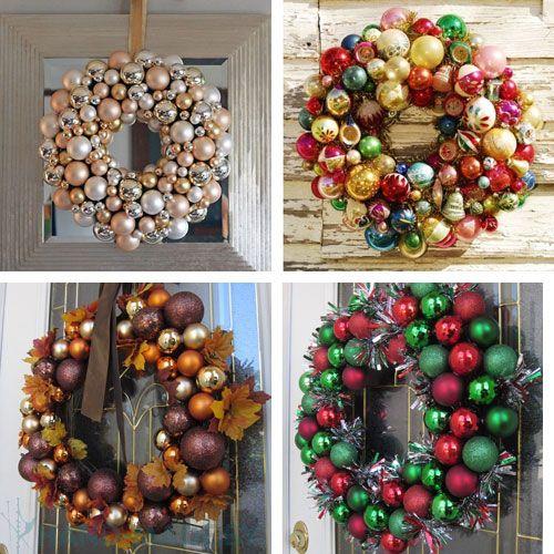 Christmas hanging decorations for wedding decor ideas