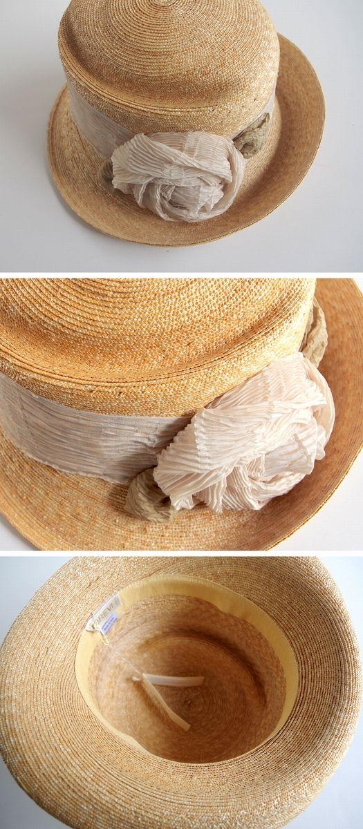 女性の帽子 GREVI - woman hat, made in italy