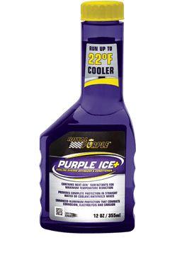Purple Ice<sup>®</sup> – Radiator Coolant Additive