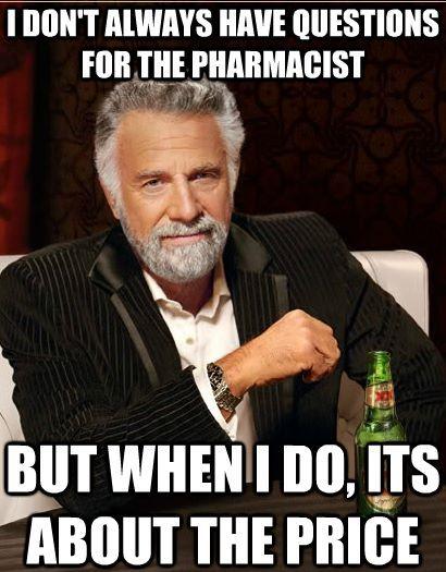 Crazy RxMan: Funny Sunday Pharmacy Memes part 3