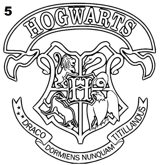 Image Result For Gryffindor Crest Harry Potter Colors Harry Potter Coloring Pages Harry Potter Coloring Book