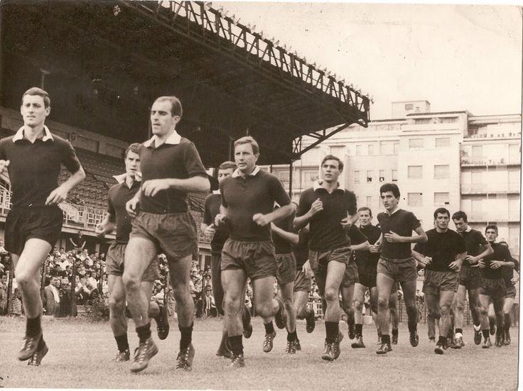 TORINO - Stadio Filadelfia (30,000 | 1926 - 1997) 1965
