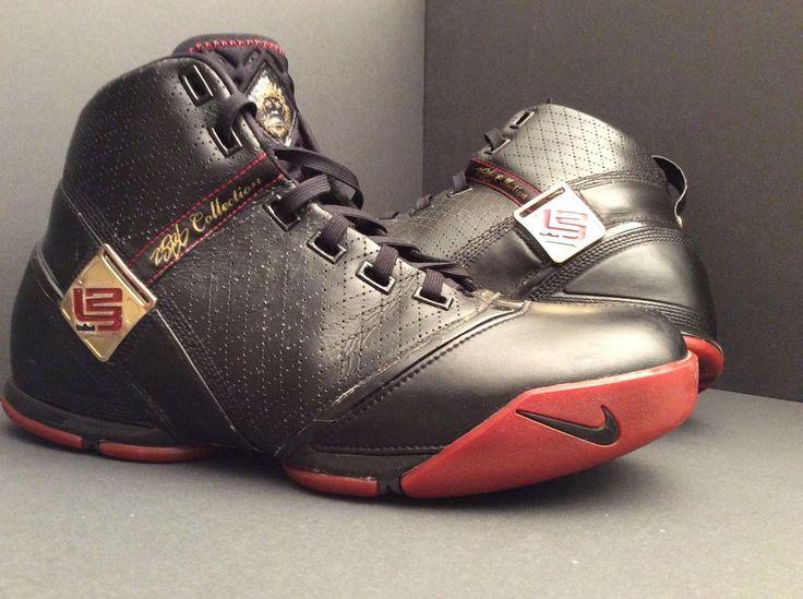 Nike Zoom LEBRON V 5 CRIMSON GOLD {317253-001} Mens Basketball Shoes Size 12.5 #Nike #BasketballShoes