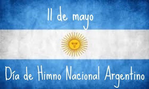 11 de Mayo – Día del Himno Nacional Argentino – Patricia Sosa http://www.yoespiritual.com/efemerides/11-de-mayo-dia-del-himno-nacional-argentino.html