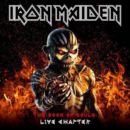 Iron Maiden lanza The Book Of Souls: Live Chapter   La banda británica de heavy metal Iron Maiden lanzó en todo el mundo su nuevo disco The Book Of Souls: Live Chapter. Se trata de un compilado de 15 canciones grabadas en vivo durante la gira The Book of Souls World Tour con la que visitaron 39 países en seis continentes durante 2016 y 2017 y que fue vista por más de 2 millones de fans en todo el mundo. The Book Of Souls: Live Chapter que tardó dos años en realizarse fue producido por Tony…