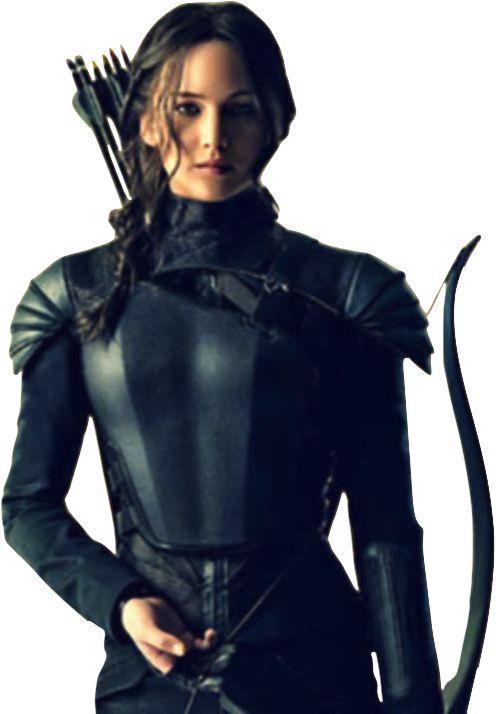 Movie Katniss Everdeen Mockingjay Costume Uniform - infoyourcinema