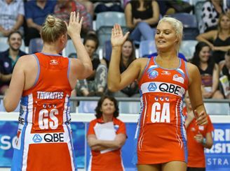 The NSW Swifts