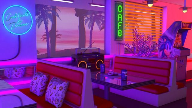 Image Result For 80s Aesthetic Room Vaporwave Neon Sign Tumblr Vaporwave Tumblr