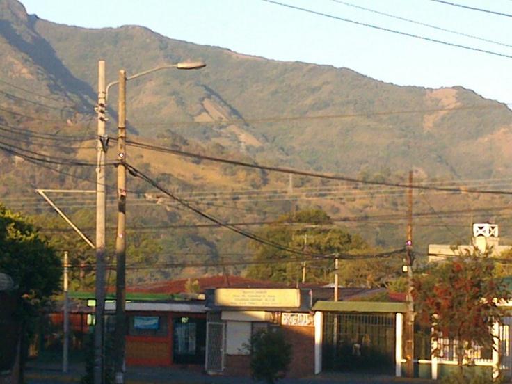 Montañas de Alajuelita