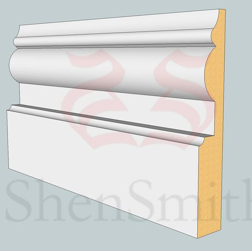 Top Ten Tips for fitting Skirting Board - call 01543 889 329 today for professional help and guidance.