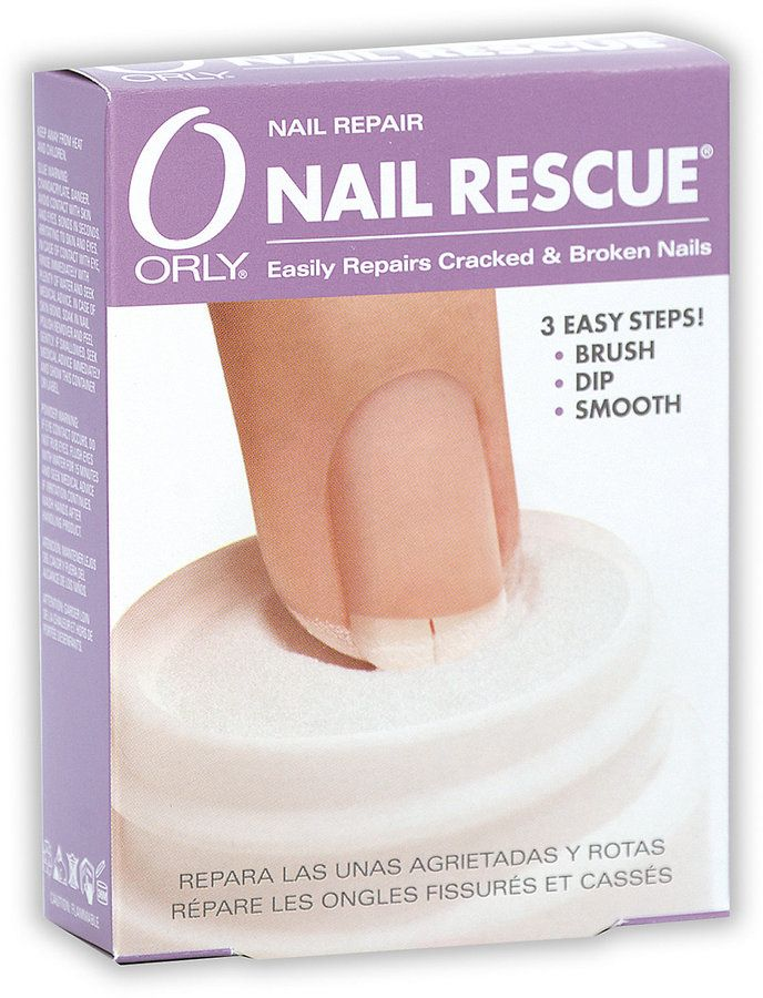 Orly Nail Rescue - repairs cracked & broken nails