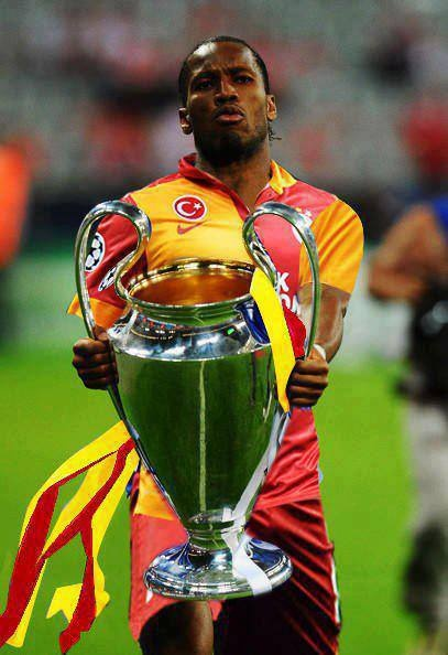 DROGBA / Galatasaray - Champions Turquie   - Explore the World with Travel Nerd Nici, one Country at a Time. http://TravelNerdNici.com