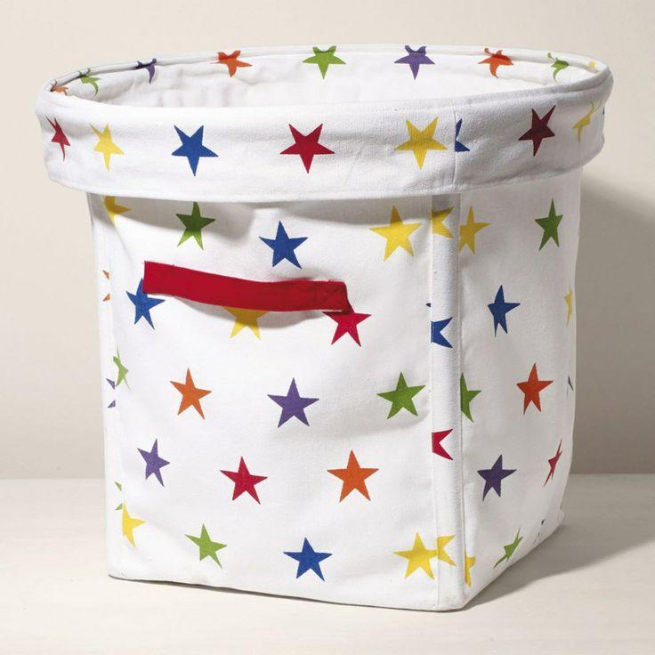 Canvas Storage Tub