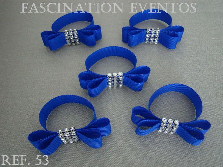 festa de casamento azul royal | PORTA-GUARDANAPOS PARA CASAMENTOS E EVENTOS: CASAMENTO AZUL ROYAL EM ...