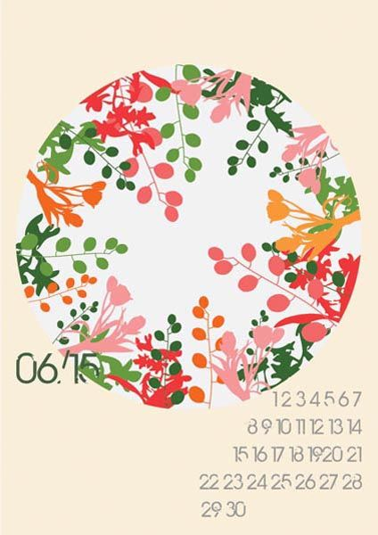 Here's a free printable 2015 calendar for all of you who loves flowers and nature. You can download it from: http://www.kaja.lebork.pl/KAJA-Kalendarz-2015.html and print it for you or your friends! #kalendarz2015 #czerwiec #kwiaty #natura #june2015 #flowers