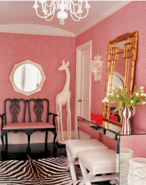 68 best hoT PiNK images on Pinterest | Arquitetura, Bathroom and ...