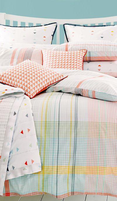 print & pattern: HOME TEXTILES - next : high summer 2015