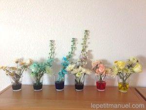 Colorez vos fleurs 4 @ Le Petit Manuel
