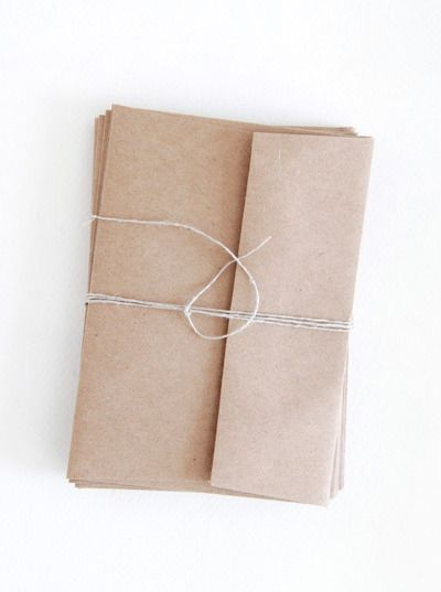 SUPPLY PAPER CO. | kraft paper envelopes
