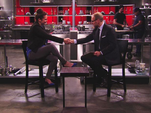 Chicken has a storied past on Cutthroat Kitchen: Just last season when Giada De Laurentiis stopped by for a special episode, one rival was gifted a whole chic
