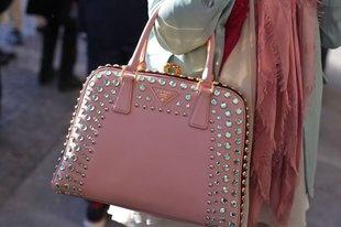 Prada Saffiano Patent Leather Bag  isut.