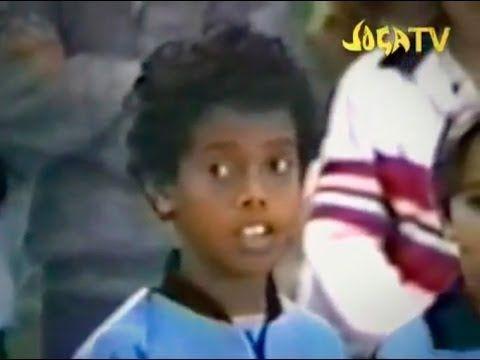 Ronaldinho con 8 años, CRACK desde niño.