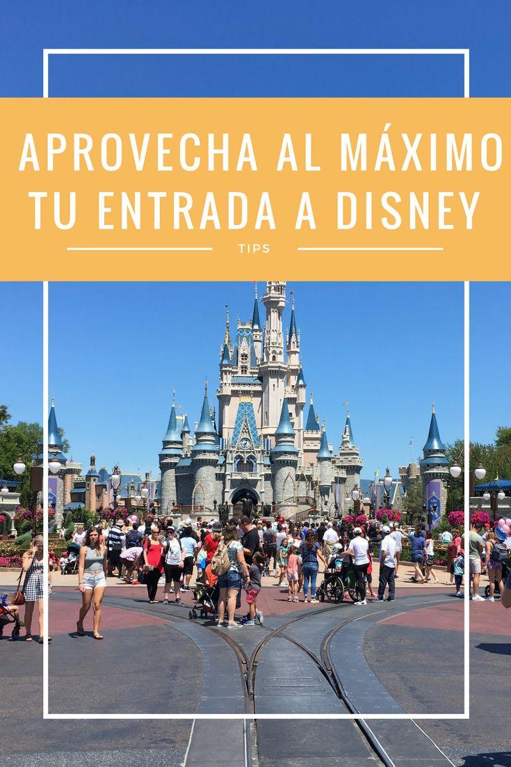 Todos soñamos con ir a este lugar y cuando llegamos son tantas las cosas para hacer que quizás no nos alcanza el tiempo, acá algunos tips para organizarse mejor durante un día en DisneyWorld