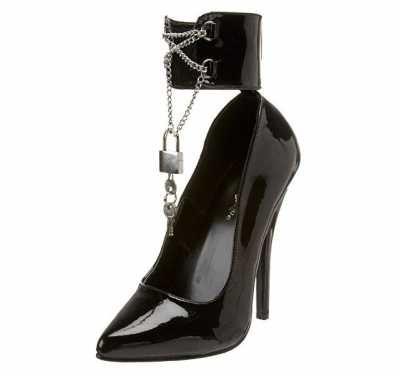 Pleaser Dom Zapatos de tacón para mujer  Ofertas especiales y promociones  Caracteristicas Del Producto: Material exterior: Sintético Revestimiento: