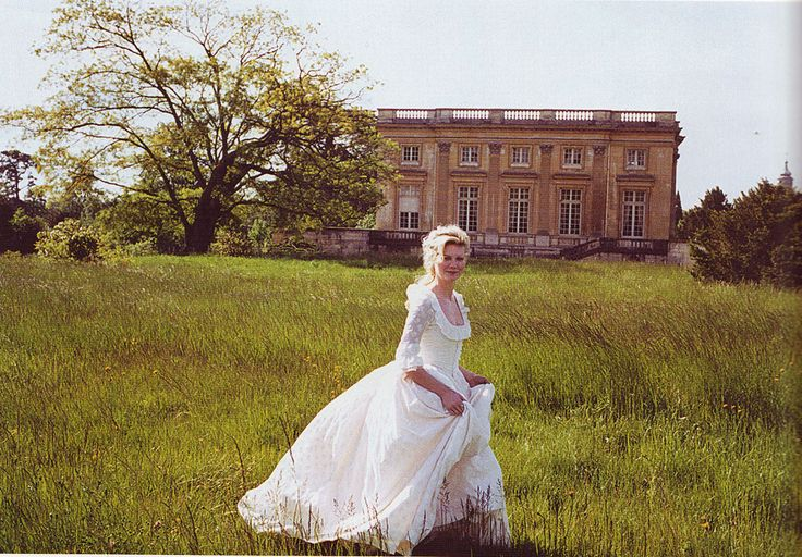 Marie Antoinette dress=beautiful...can we please go back to these days so I can wear this!!!