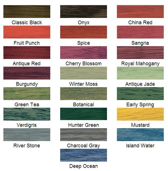 Minwax Wood Stain Colors minwax, stains and wood stain on pinterest