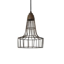 Hanglamp Old Molly Roest