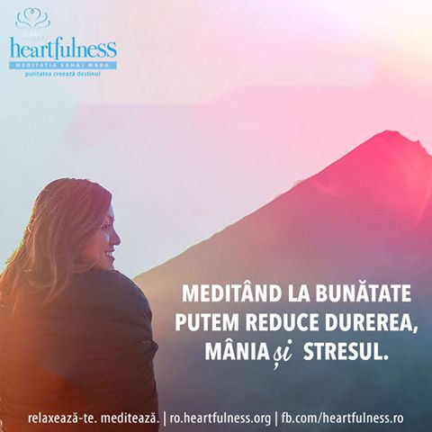 Un studiu realizat la Universitatea Duke a demonstrat că persoanele cu dureri cronice de spate care practică meditația, au avut o îmbunătățire semnificativă a stării generale și o scădere a durerii, furiei, și stresului. #heartfulness   #cunoaste_cu_inima   #hfnro Heartfulness Romania - Google+