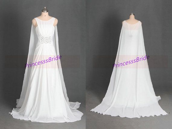 Hey, I found this really awesome Etsy listing at https://www.etsy.com/listing/197230012/2015-long-chiffon-wedding-gowns-with