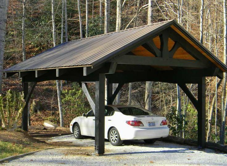 Location Your Automobiles In The Safe Environment Of Carports In Sydney In 2020 Wooden Carports Carport Designs Carport