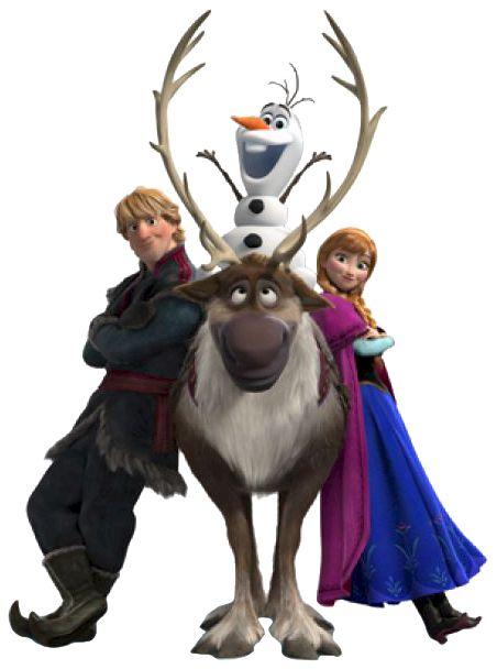 Frozen Clip Art. - Oh my fiesta eng
