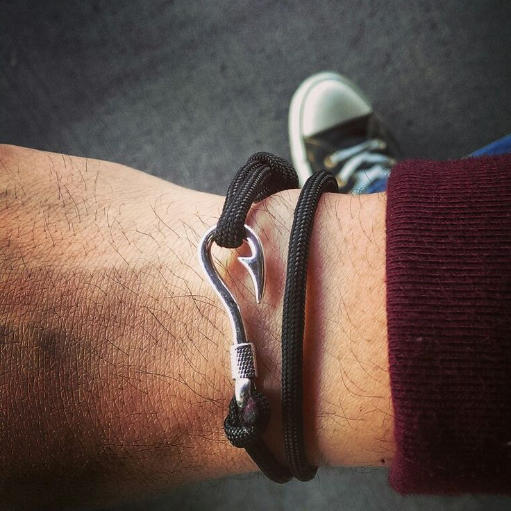 Hook bracelet - $12