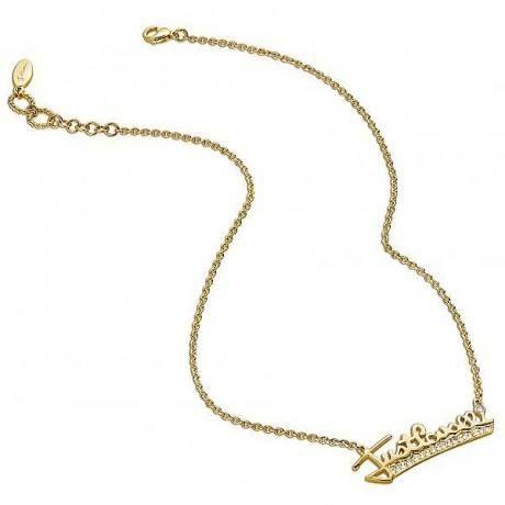 #Collana Just Cavalli, un #gioiello #dorato #glamour e #chic che renderà #unica la vostra giornata!!!