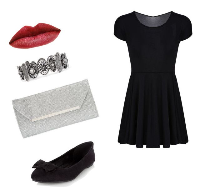 """""""Night out"""" by traceyposhbird on Polyvore featuring Glint and Arizona"""