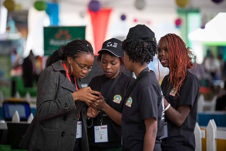 Some countries, like Nigeria and Kenya have tried to tackle this problem by equipping children with entrepreneurial skills while they're still at school.