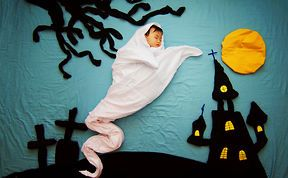 Creative Mom Turns Her Baby's Naptime Into Dream Adventure