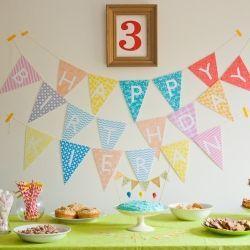 3 Year Old Girl Birthday Party Google Search Birthdays