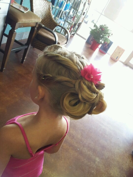 99 Best Lil Girl Hair Dos Images On Pinterest Hairstyle