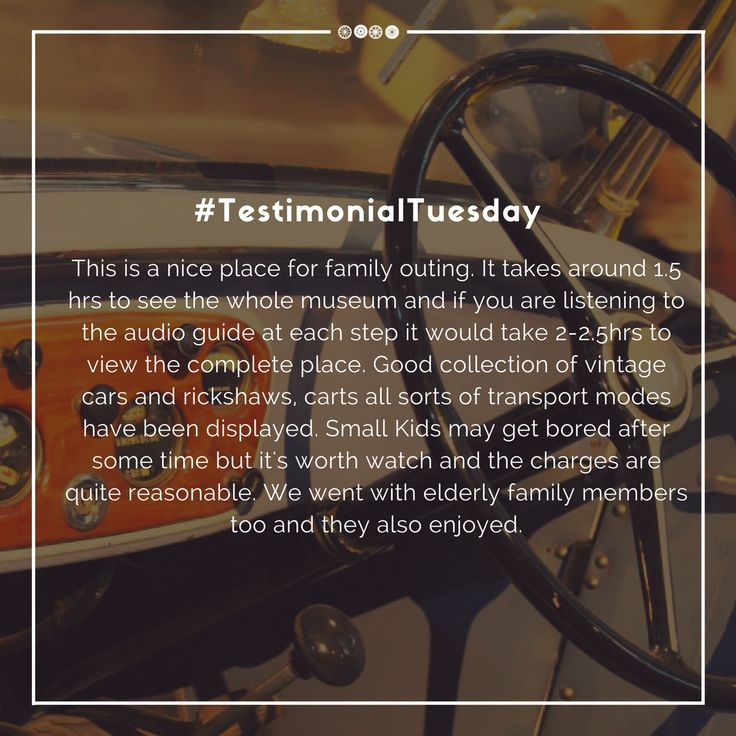 Free Audio Tour in English and Hindi complementary with every ticket!  #TravelTuesday #TestimonialTuesday #TransportMuseum #HeritageTransportMuseum #VintageCollection #IncredibleIndia #Museum