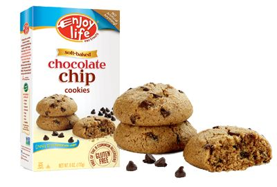Cookies from Enjoy Life Foods - gluten free, soy free, dairy free, nut free, casein free